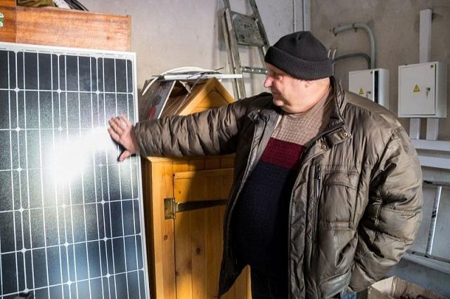 30003 Как построить малую солнечную станцию - опыт предпринимателя из Ровенской области