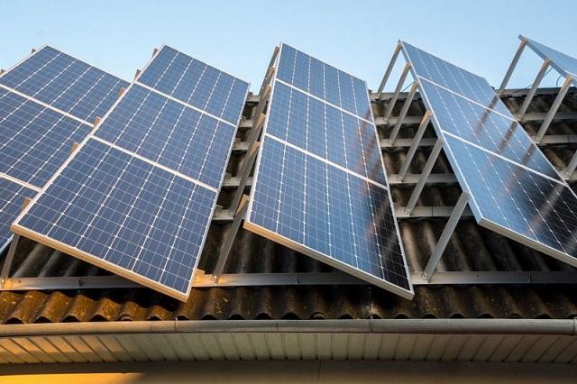 4500300026 Как построить малую солнечную станцию - опыт предпринимателя из Ровенской области