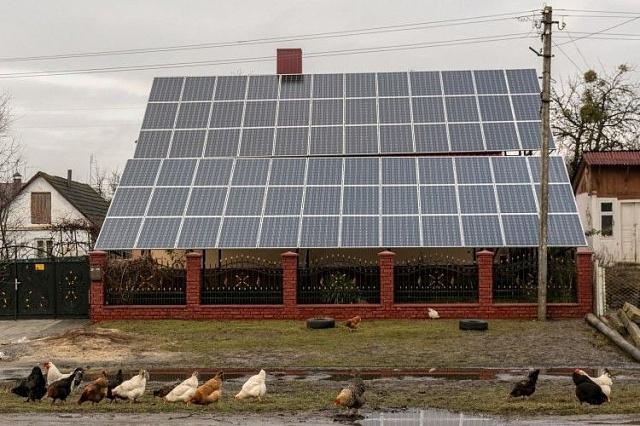 5377262 Как построить малую солнечную станцию - опыт предпринимателя из Ровенской области