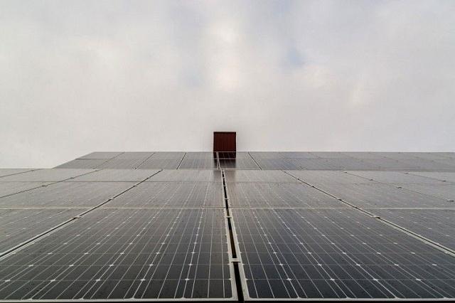 73325 Как построить малую солнечную станцию - опыт предпринимателя из Ровенской области